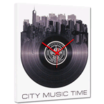 CITY MUSIC TIME